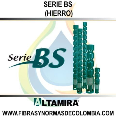 SERIE BS (HIERRO)