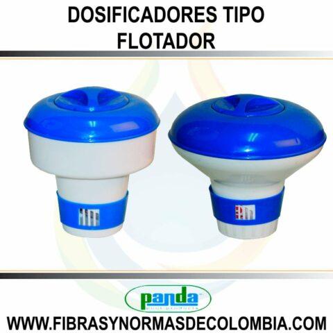 DOSIFICADORES TIPO FLOTADOR