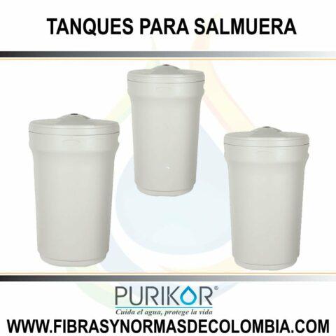 TANQUES PARA SALMUERA