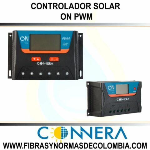 CONTROLADOR SOLAR ON PWM